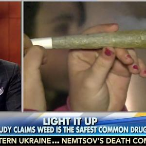 Doctor On Fox News Says Smoking Weed Causes 'Crack Babies'