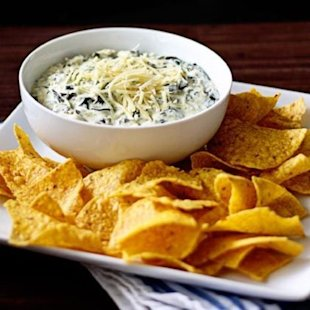Time is on Your Side: Slow-Cooker Spinach & Artichoke Dip