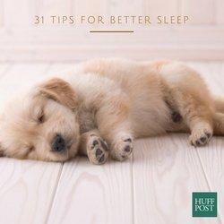 31 Tips To Help You Sleep Better Tonight