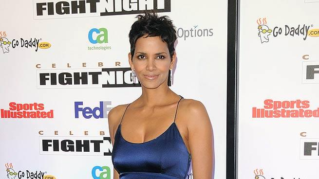 Halle Berry Fight Night