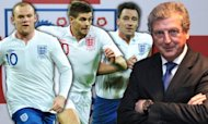 England Fly To Euro 2012