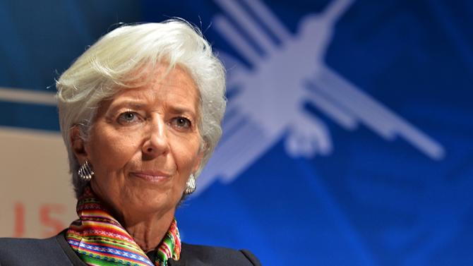 IMF chief Christine Lagarde was finance minister under former French president Nicolas Sarkozy in 2008 when she decided to allow arbitration in the dispute between Bernard Tapie and partly state-owned Credit Lyonnais