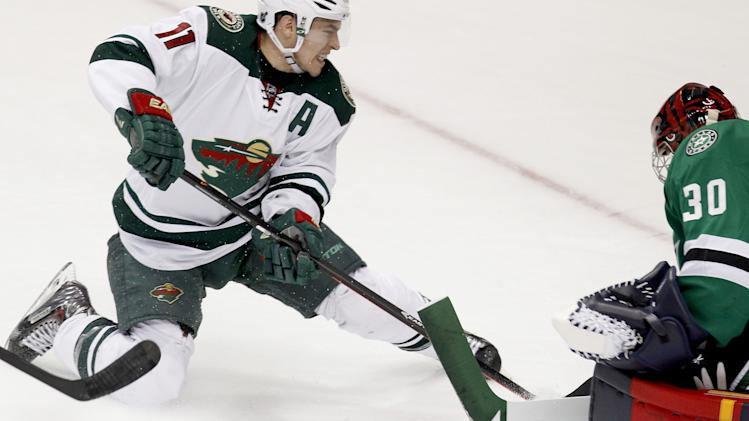 Minnesota Wild v Dallas Stars
