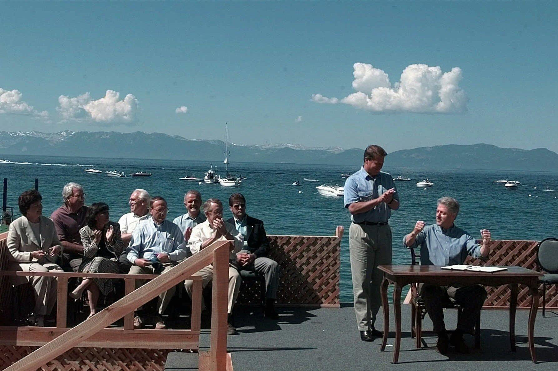 Lake Tahoe: A look at tourist haven that hosts annual summit