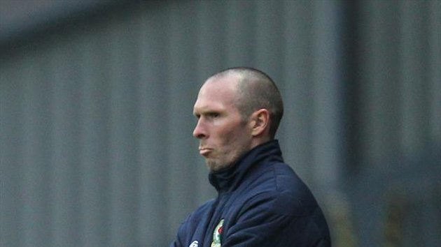 Michael Appleton is looking to bolster his Blackburn squad before the window closes