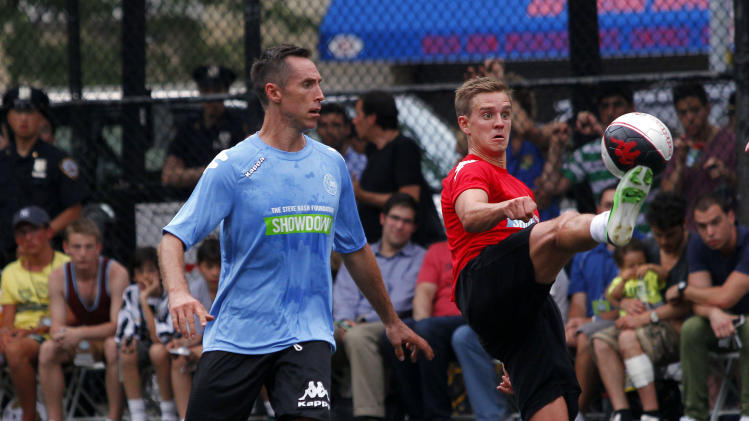 MLS: Steve Nash Foundation Showdown