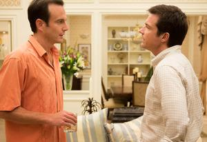 Will Arnett and Jason Bateman | Photo Credits: Michael Yarish/Netflix