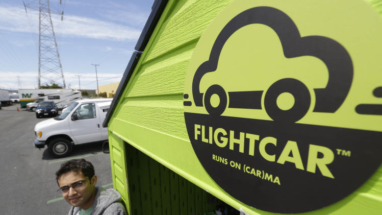 SF bay area car rental startup faces lawsuit