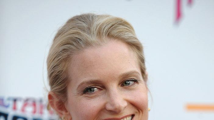 Taking Woodstock LA Premiere 2009 Bridget Fonda