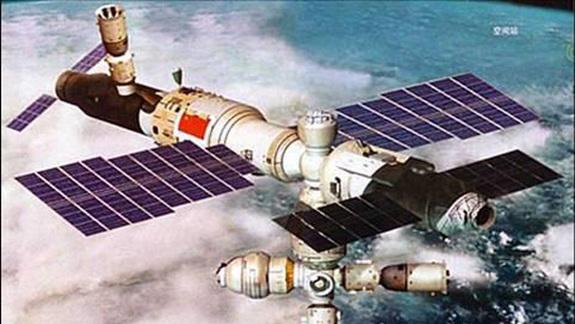 China's Spaceflight Success Sets Stage for Big Space Station