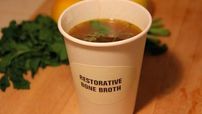 Proposition Chicken Joins the Bone Broth Brigade with Hot To-Go Cups