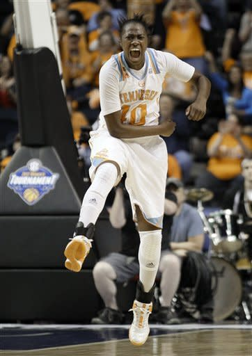 No. 13 Tennessee women beat Vandy 68-57 in SEC