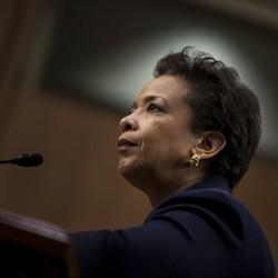 Loretta Lynch Moves Closer To Confirmation