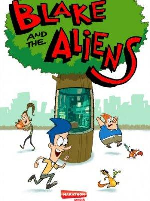 France's Marathon Teams With Nickelodeon on 'Blake and the Aliens'