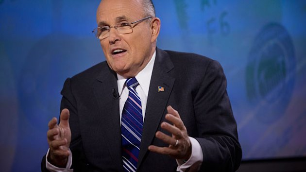 Rudy Giuliani Becomes Pitchman For LifeLock (ABC News)