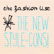 Take a look at the hottest new style icons here and then vote for your fave - you'll make a difference to what appears in next month's issue of Company