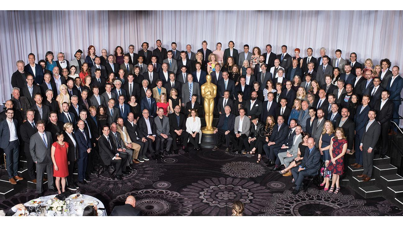 Oscars: Annual Nominees Luncheon Class Photo Unveiled