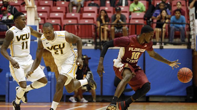 Miller, Florida State wear down No. 10 VCU 85-67