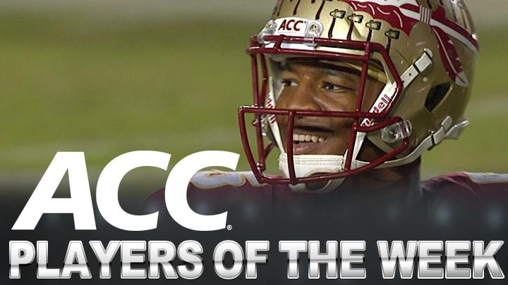 ACC Players of the Week | Week 10