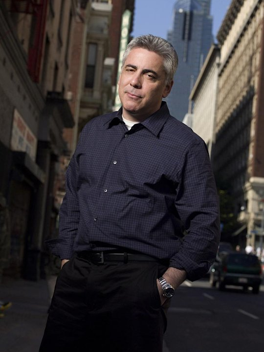 Adam Arkin stars as Ted Early in Life.