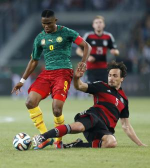 Eto'o, Song in Cameroon's final 23 for WCup