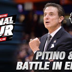 Izzo vs Pitino: Michigan St./Louisville Elite 8 Preview | ACC Road to Indy