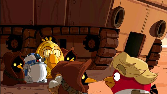 'Angry Birds Star Wars' Is More Addictive Fun Fans Want [REVIEW]