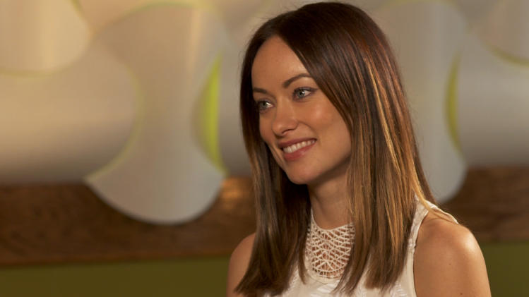 The Sidebar: Olivia Wilde