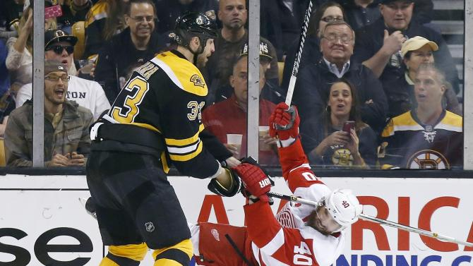 Bruins set to defense Canadiens in 2nd round