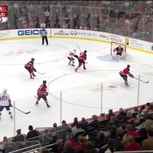 Cory Schneider Save on Erik Karlsson (07:37/2nd)