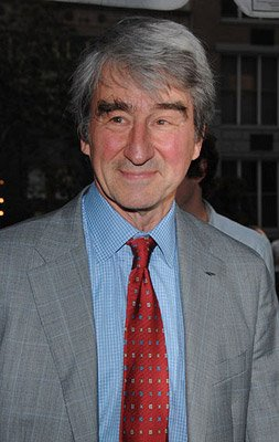 Sam Waterston at the New York premiere of Focus Features' Evening