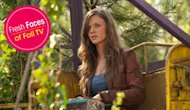 One of AccessHollywood.com's Fresh Faces of Fall TV -- Tracy Spiridakos of 'Revolution' -- NBC