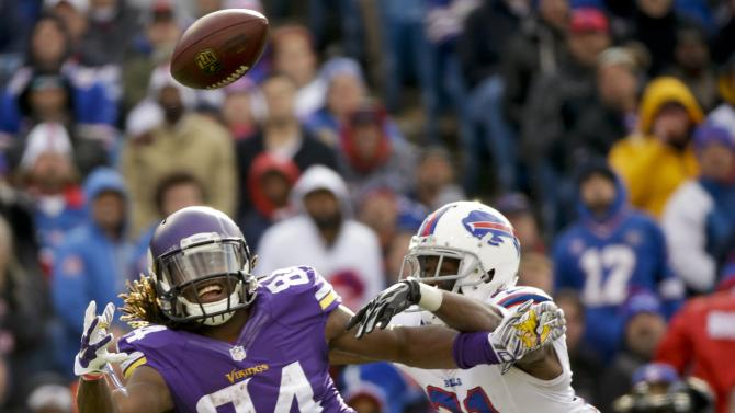 Vikings try to recover from late defensive lapse