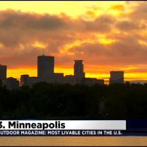 Duluth, Minneapolis Rank Among Top 10 Most Livable U.S. Cities