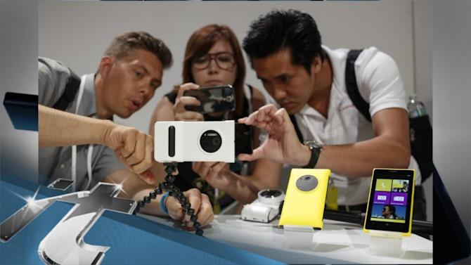 Electronics News Byte: Nokia Admits Its New Phone is Really a Camera