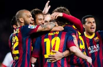 Real Valladolid - Barcelona Preview: Martino's side hoping to keep the pressure on Madrid clubs