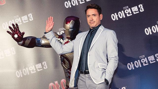 Downey Jr. Returning for 2 More 'Avengers' Sequels