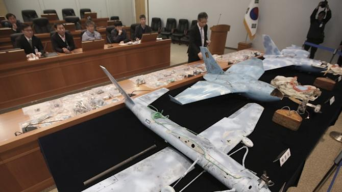 North Korea Apparently Has Drones and South Korea Found Some of Them