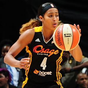 WNBA Most Improved Player of the Year Presented by Samsung: Skylar Diggins