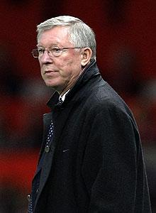Ferguson calm after United's Champions draw