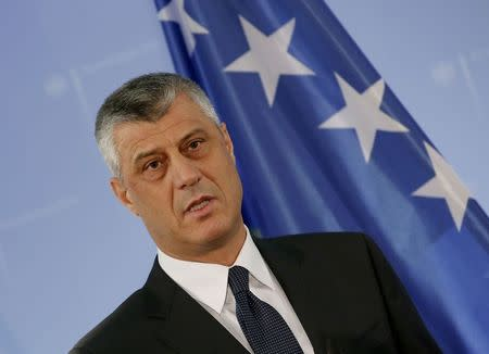Citing Russia and IS threat, Kosovo urges faster EU expansion