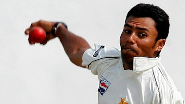 Pakistan&#39;s Danish Kaneria