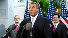 RT john boehner sr 140206 16x9 608 The Incredible Shrinking GOP Debt Ceiling Demands