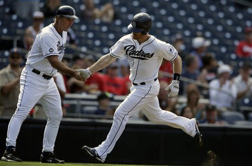 Richard, Padres hand slumping Cardinals 3-2 loss