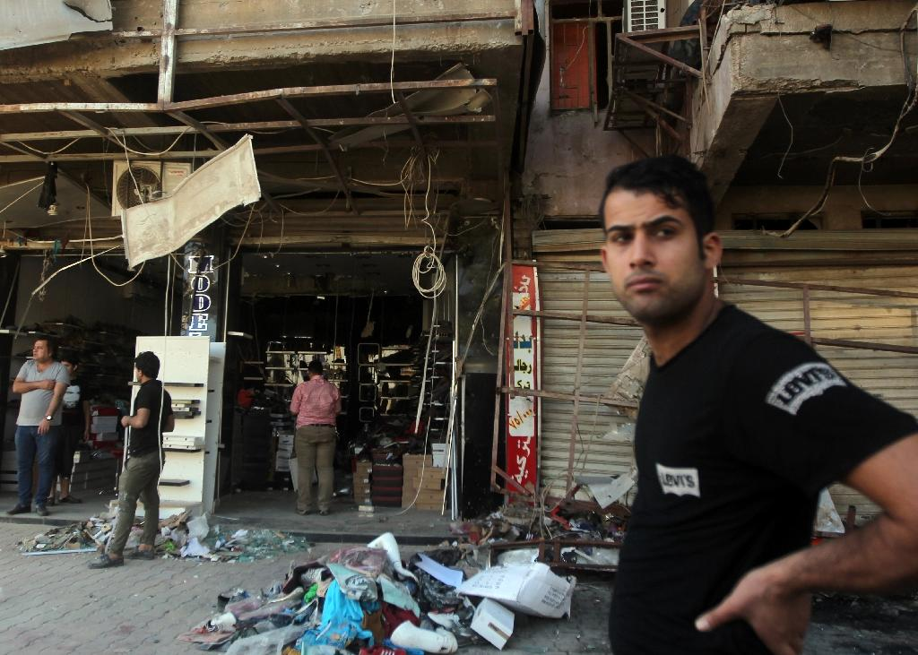 IS claims Baghdad bombing that killed 15