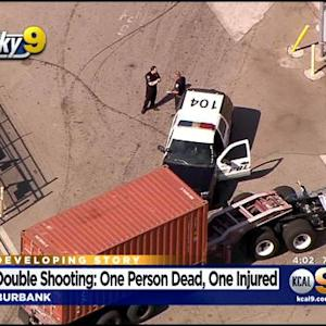 Man Killed, Woman Wounded In Burbank Double Shooting