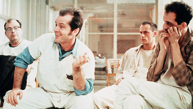 100 Movies Gallery 2009 One Flew Over the Cuckoos Nest