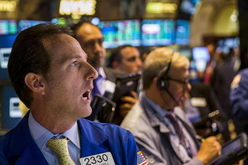 Wall St. logs biggest two-day gain since financial crisis
