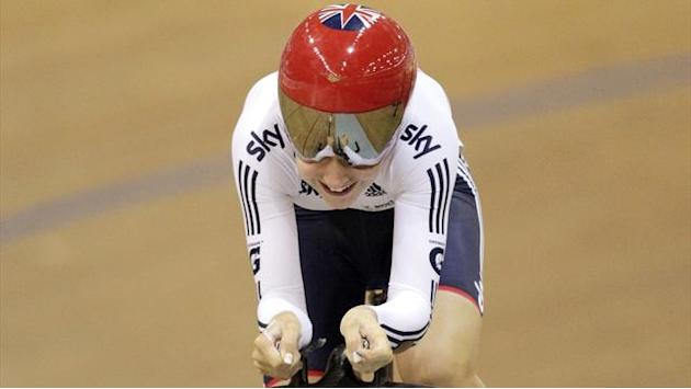 Cycling - Double Olympic champion Trott concentrating on track not road