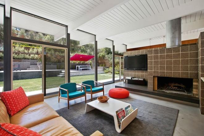 Curbed National: Handsomely Updated Eichler Lists for $1.25M in San Rafael